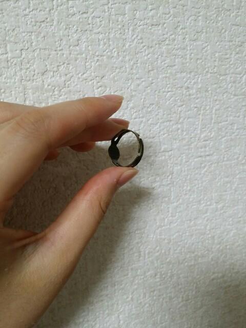 激安指輪パーツ