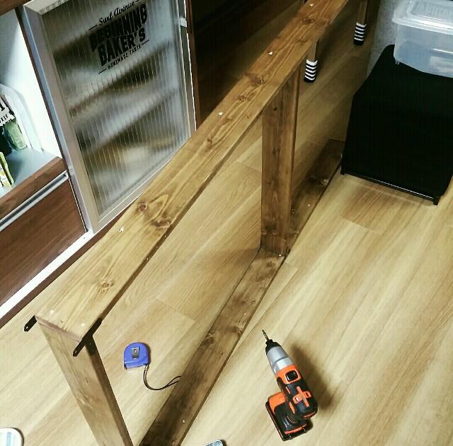 棚の作り方